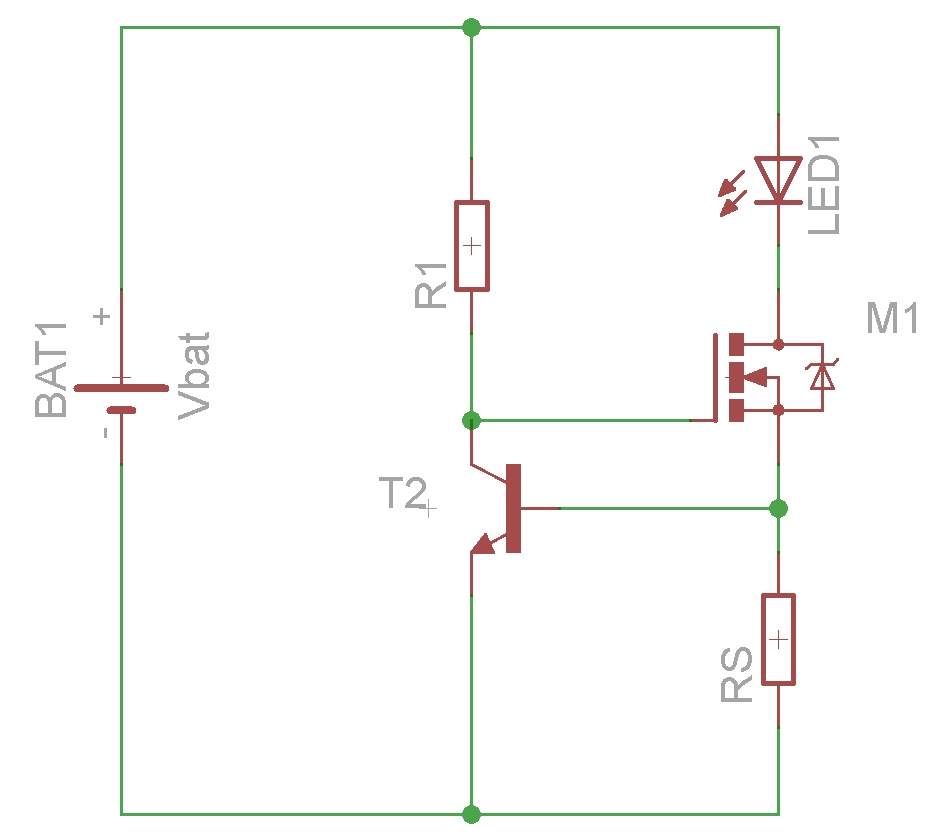 Linear Led Power Supplies Electro Bob Understanding This Lm317 Driver Circuit Electrical Engineering Functionality