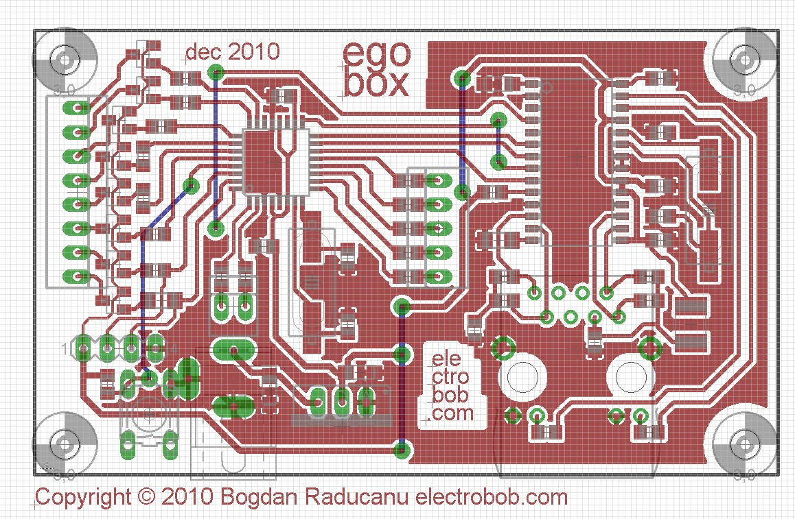 Ego Box Electro Bob Led Uv Exposure The Software