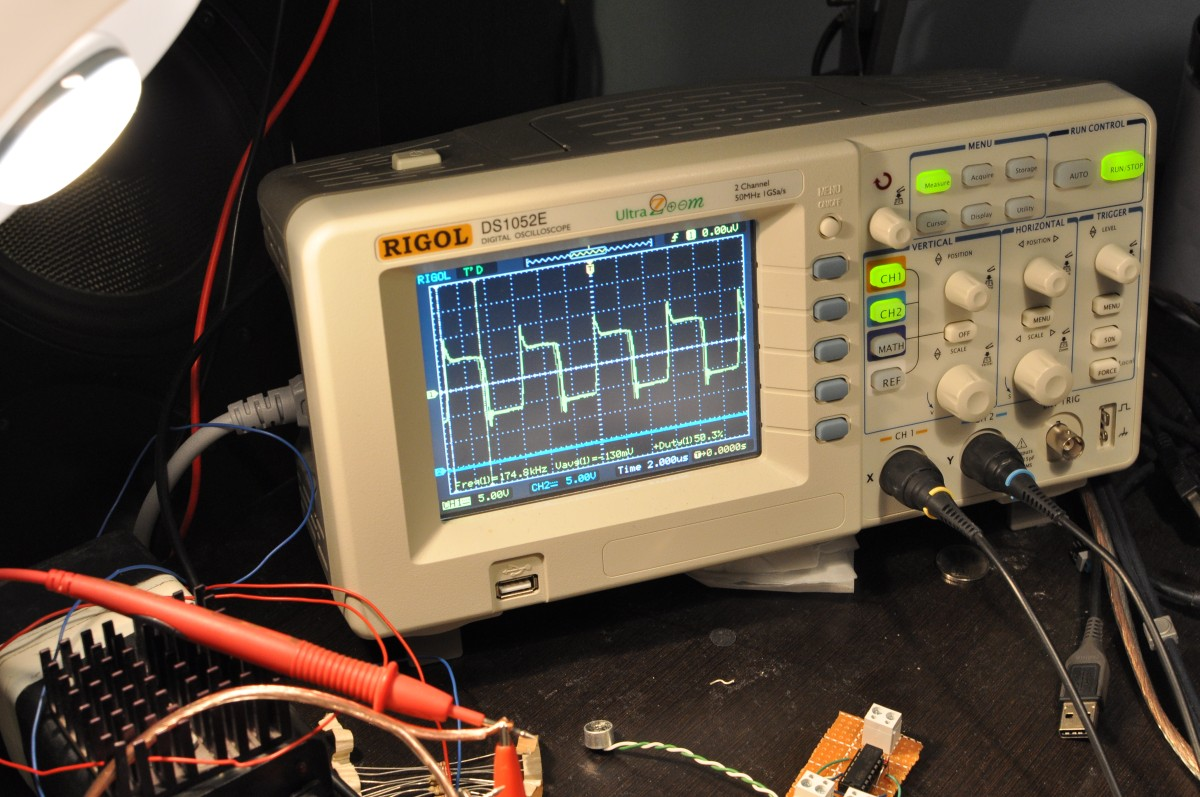 555 Class D Amplifier Electro Bob Circuit Using Ic Electronic Projects And The Working With