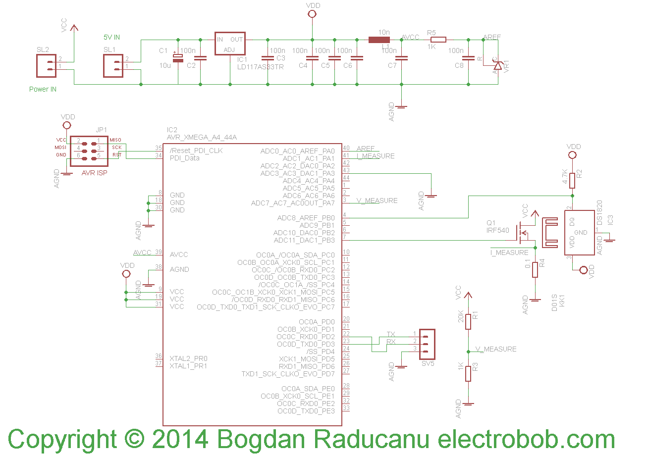 Heatsink Tester Electro Bob Audio Level Threshold Control Eeweb Community Hs Test Schematic