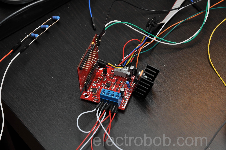 Digital Power Supply Part 3 Concept Comparison Electro Bob Circuit Continuity Tester Using Opamps Eeweb Community Dsc 0459