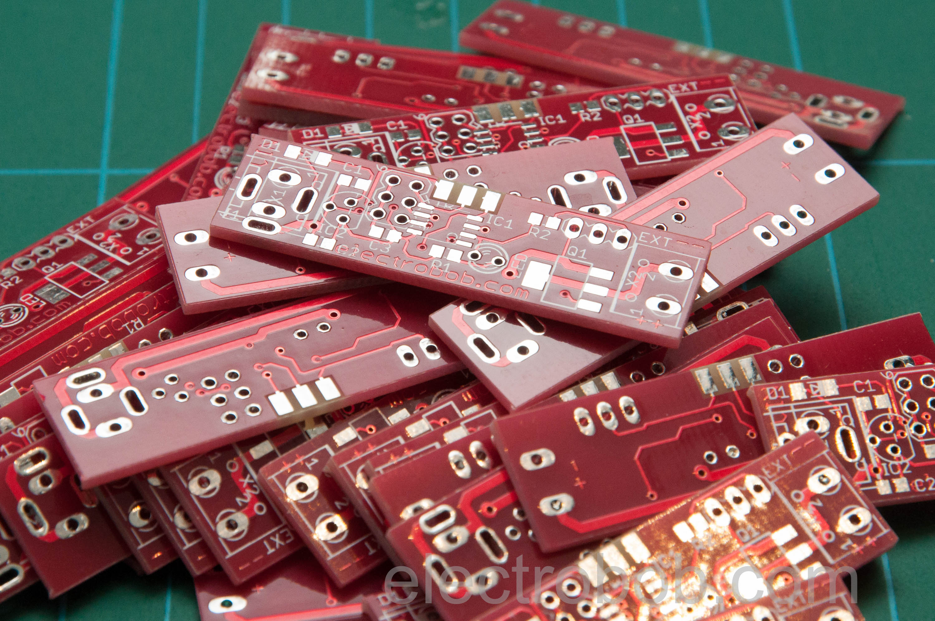 PCBs arrived | Details | Hackaday io