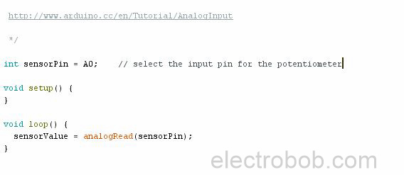 arduino_read_analog_pin